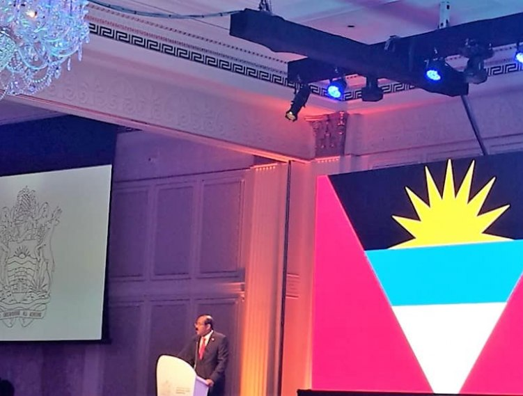 "Hon. Gaston Browne: ""Dubai's achievement is an inspiration for others"""