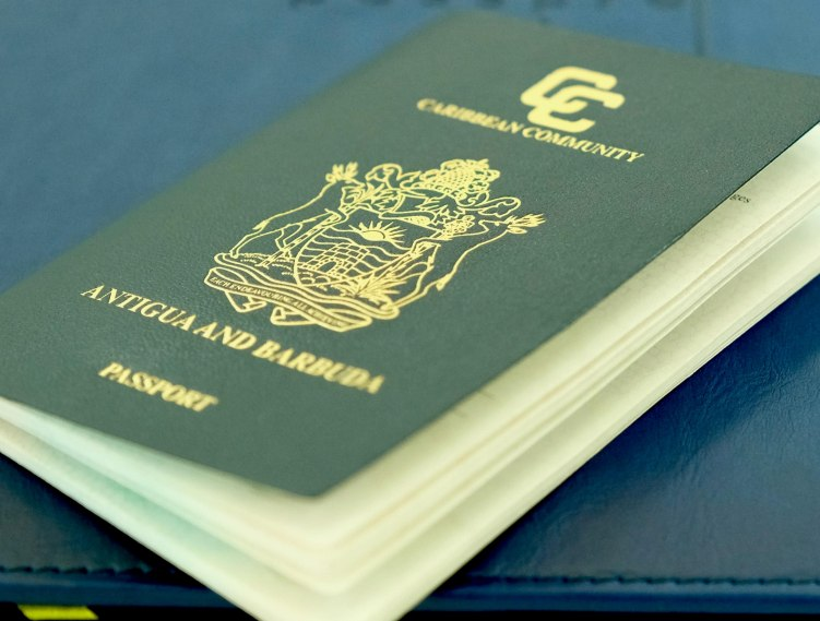 New Biometric Passport for Antigua and Barbuda