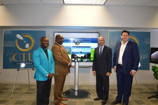 St Kitts and Nevis Launches New Interactive CIU Website
