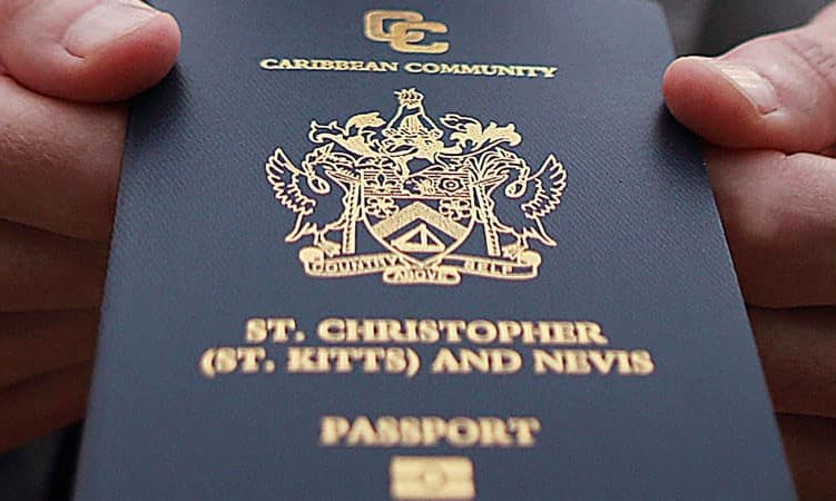 St Kitts and Nevis Passport Ranks Number 1 in the Eastern Caribbean