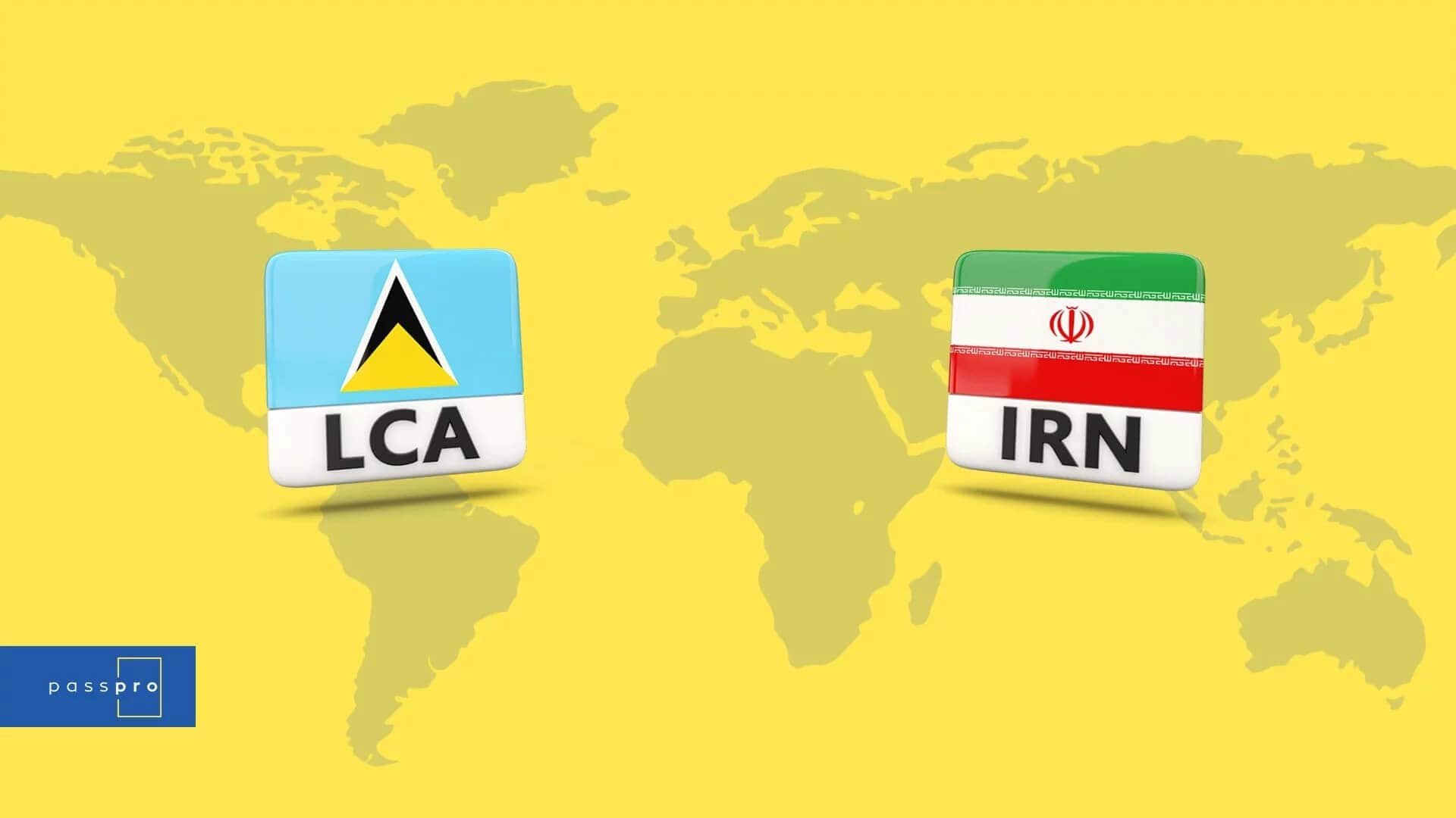 St Lucia Halts Accepting Iranian CIP Applications